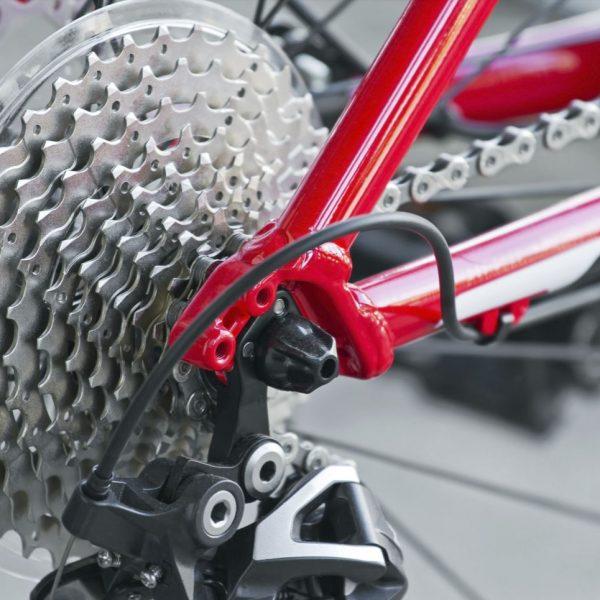 1e contouren van het Buzzy Wheels Business Cycling Netwerk